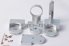 US $39.90 (Watch more - https://alitems.com/g/1e8d114494b01f4c715516525dc3e8/?i=5&ulp=https%3A%2F%2Fwww.aliexpress.com%2Fitem%2F4pcs-set-DJI-Phantom-3-Gimbal-Yaw-Arm-Replacement-for-P3S-Standard-DIY-kit-HRC55-Aerometal%2F32672693027.html) 4pcs set DJI Phantom 3  Gimbal Yaw Arm Replacement for P3S Standard  DIY kit HRC55 Aerometal  CNC Mill Aluminum Parts