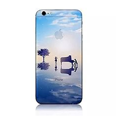 iPhone 6s ケース / iPhone 6 ケース 4.7 inches Vandot 0.5MM 超薄型ライトTPUシリコンバンパー  ハードPC半透明保護 バック ケース[落下防止] [衝撃吸収] 3D HD プリント風景シェルピアノ