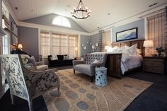 Private Residence - Master Bedroom
