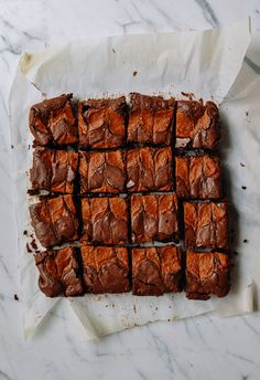 These pumpkin brownies combine a rich, chocolatey brownie base with a pumpkin batter swirl. Pumpkin swirl brownies make a deliciously sweet fun fall treat. Pumpkin Brownies, Best Brownies, Fudgy Brownies, Pumpkin Squash, Pumpkin Spice, Brunch Recipes, Fall Recipes, Sweets Recipes, Spiced Cider