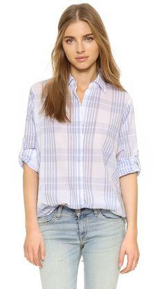 RAILS Ella Button Down Shirt