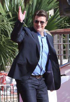 Nathan Fillion. Monte Carlo 2012.