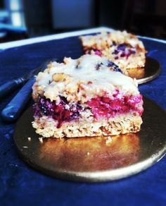 Ginger, Berry, Nutty Crisp | Selma's Table