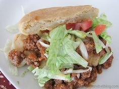 Ground Beef Gorditas {Cookbook of the Month Recipe} - Taste and Tell