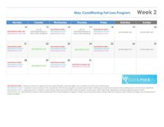 Calendar May 30 Day Challenge -     Due to the BodyRock Team & Headquarters expanding & moving, Please find above the revised timetable for this next two weeks :))  http://www.bodyrock.tv/category/may-30-day-challenge/