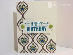 www.stampenvy.ca, stampin' up!, you're amazing, international bazaar