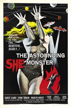 1957 ... She Monster