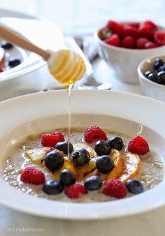 Healthy comfort breakfast food!!