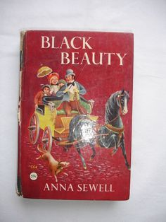 Black Beauty by Anna Sewell (Hardcover) Clover Classics Edition