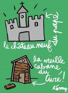 chateauneuf  Rémy