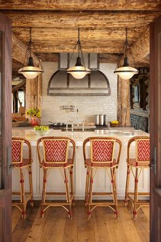 1000 Images About Rustic Kitchens On Pinterest Rustic