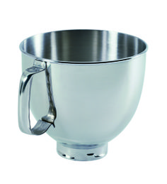 KitchenAid® 5-Qt. Tilt-Head Polished Stainless Steel Bowl with Comfortable Handle (K5THSBP Other) |