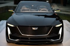 Cadillac's Escala Concept Car - Cool Hunting