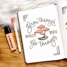 #bulletjournalideas hashtag on Instagram • Photos and Videos Bullet Journal Quotes, Cool Journals, Stabilo Boss, Photo And Video, Fun, Spreads, Instagram, Videos, Photos