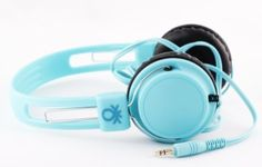 United Colors Of Benetton X002HD Stereo Dynamic Wired Headphones