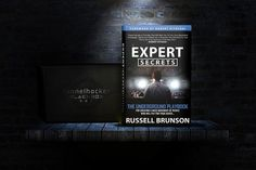 Expert Secrets & The Funnel Hacker Black Box This seriously changed my life. Get your free Expert Secrets book today! (just cover s&h) Online Income, Earn Money Online, The Secret Book, Change The World, Free Books, Affiliate Marketing, You Got This, How To Make Money, Finding Yourself