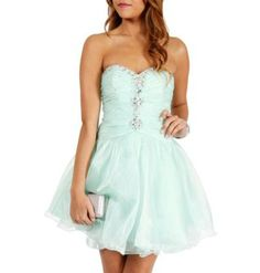 Think this is my maximum on poof for a dress..but i like it