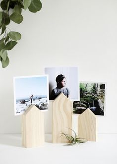 DIY-Haus-Foto-Display The Merrythought - DIY und Selber Machen Holz DIY-Haus-Foto-Display The Merrythought - DIY und Selber Machen Holz,Schilder häuschen DIY-Haus-Foto-Display The Merrythought home decor house projects side table wood projects stand ideas Diy Photo, Photo Ideas, Diy Home Decor Projects, Wood Projects, Decor Ideas, Photo Projects, Gift Ideas, Diy Décoration, Diy And Crafts