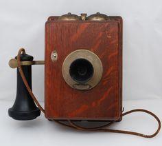 1900s+telephone | Early 1900s #Telephone #phone