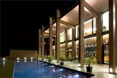 UNIQUE MODERN FIVE FLOOR VILLA  |  Ascona, Switzerland  |  Luxury Portfolio International Member - WETAG Consulting
