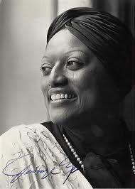 Jessie Norman... My favorite singer of 'I dreamt I dwelt in marble halls'