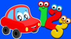 A new teacher teaching numbers from 1 to 10. So kids sit and enjoy this video with Little Red Car.  #numbersong #1to10 #learning #nurseryrhymes #carssong #kidssongs #parenting #rhymes #kids
