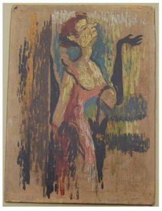 Henri de Toulouse-Lautrec -Yvette Guilbert Post-Impressionism, Art Nouveau (Modern)