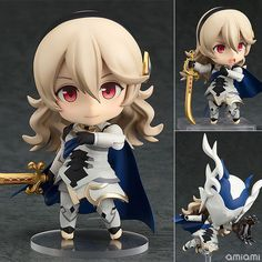 AmiAmi [Character & Hobby Shop] | Nendoroid - Fire Emblem Fates: Corrin (Female)(Pre-order)