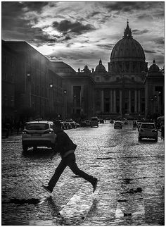 ... a rainy day in Rome. © Ella Powel Photography