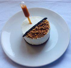 cheesecake vanille speculoos caramel dessert