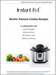 Pressure Cooking Today™ - Page 16 of 49 - Easy Pressure Cooker Recipes for the Electric Pressure Cooker and Instant Pot Slow Cooker Pressure Cooker, Easy Pressure Cooker Recipes, Pressure Cooking Today, Using A Pressure Cooker, Electric Pressure Cooker, Instant Pot Pressure Cooker, Rice Cooker, Instant Cooker, Marmite