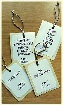 wedding alcohol cards