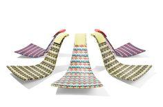 FEDRO Floor rocker Die Polsterung besteht aus schnell trocknendem Schaumstoff mit einem Überzug aus Batyline®-Stoff Fedro