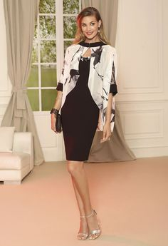 2498 Bili - Abiti da cerimonia Torino Modest Fashion, Fashion Dresses, Mother Of Groom Dresses, Beautiful Outfits, Beautiful Clothes, Western Outfits, I Dress, Cute Dresses, Marie