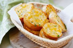 Cheesy Garlic Texas Toast - Buttery Texas Toast with three-cheese topping. So easy, takes 15 mins and SO much better than store-bought! | rasamalaysia.com