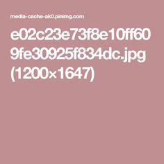 e02c23e73f8e10ff609fe30925f834dc.jpg (1200×1647)