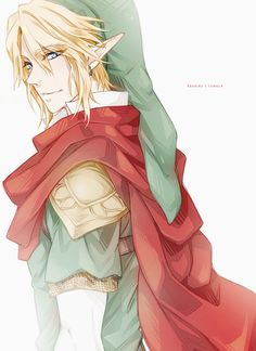Link - One of my longest game character crushes. T_T <3