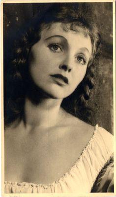 My mother Helen von Muenchhofen as Ophelia in Hamlet.