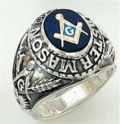 14 Best Masonic Rings images in 2013 | Masonic jewelry