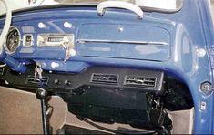 Air Conditioner Kit, 1958-78 Standard Beetle, Black Textured Under Dash Unit