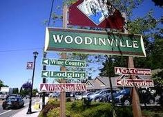 Woodinville, Washington.The hottest new wine town may not grow any grapes, but that hasn't stopped Woodinville from becoming Washington State's wine country hotspot. Located 30 minutes from Seattle.