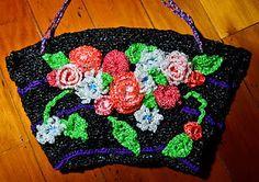 Plarn purse