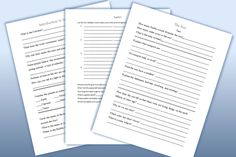Apologia Astronomy free notebooking pages