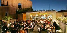 Gau&Cafe. Biblioteca Escuelas Pías de La UNED.