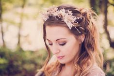 Back to Nature Woodland Wedding Inspiration. By DJ Archer Photography