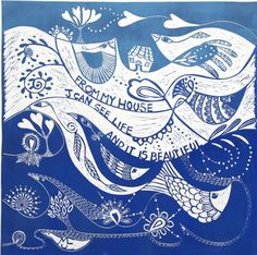 Buy Life is beautiful, linocut, Linocut by Mariann Johansen-Ellis on Artfinder. Discover thousands of other original paintings, prints, sculptures and photography from independent artists.