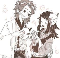 this is beautiful! Demon Slayer, Slayer Anime, Otaku, Kitsune Mask, Anime Episodes, Cardcaptor Sakura, Manga Characters, Anime Demon, Animes Wallpapers