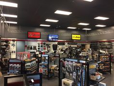 Wow, what an amazing transformation! We've only just begun to grow in our new store Jeep Parts, Truck Parts, Morris 4x4 Center, Amazing Transformations, 4x4 Trucks, South Florida, Store, Larger, Shop