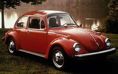 ...a VW Super Beetle like this restored and give it to my mother. Her first car.