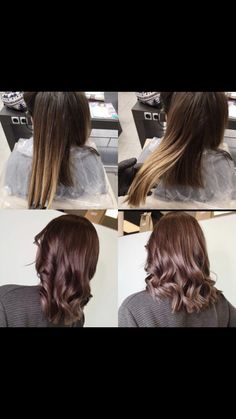 Brown Hair, Long Hair Styles, Beauty, Hairdressers, Dressmaking, Beleza, Long Hairstyle, Long Hairstyles, Chestnut Hair Colors